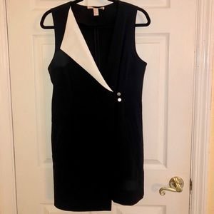 FOREVER 21 B&W DRESS!!!! ONLY $15!!!